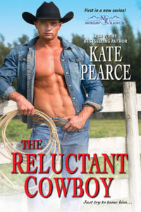 The Reluctant Cowboy by Kate Pearce