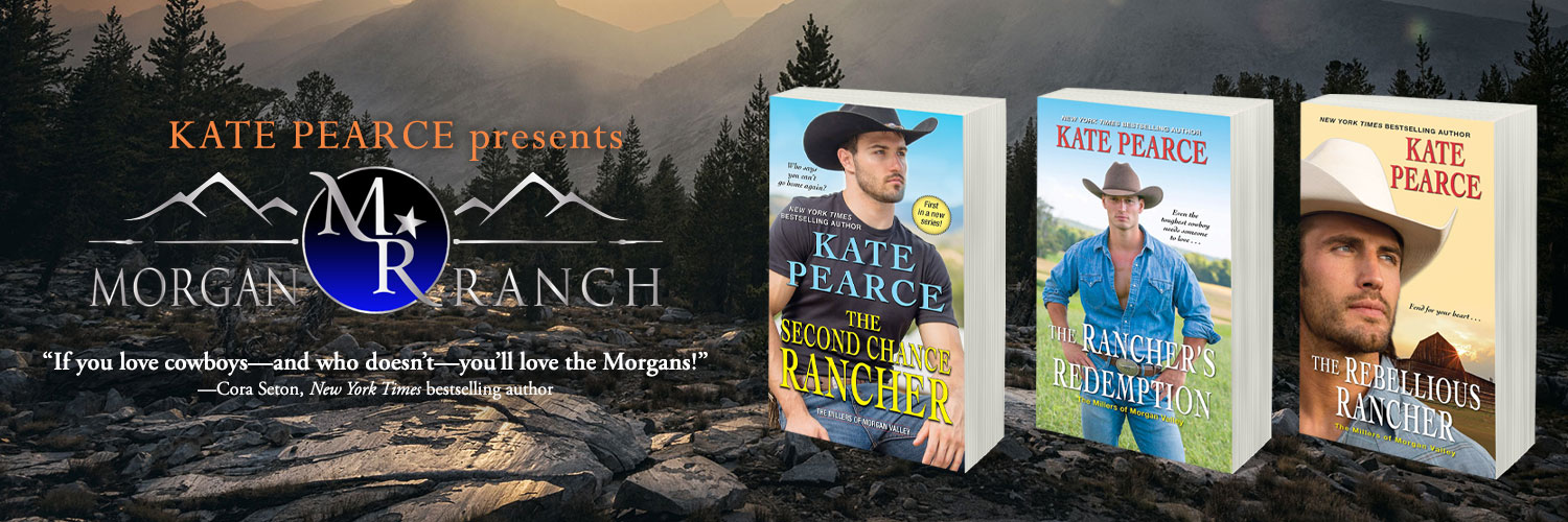 Kate Pearce presents The Morgan Ranch
