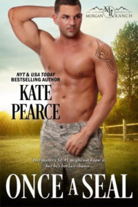 Sign up for Kate's Newsletter and get a free copy of Once a SEAL