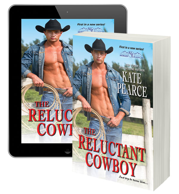 December 2016: The Reluctant Cowboy