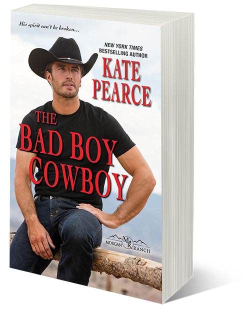 The Bad Boy Cowboy Paperback