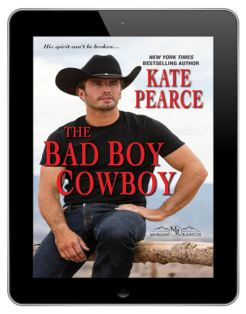 The Bad Boy Cowboy Ebook